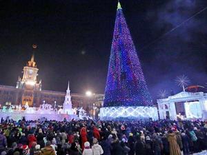 В 2021 г. на ледовом городке решено не экономить. Объявлен конкурс на 24,35 млн руб.