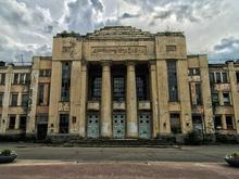 Концепция одобрена. Недавно горевший ДК им. Ленина в Нижнем Новгороде станет жилым домом