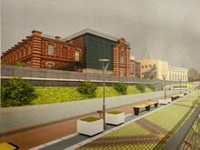 На набережной реки Миасс в Челябинске появится новое здание филармонии