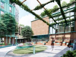 Челябинский квартал от студии Лебедева попал в финал международной архитектурной премии