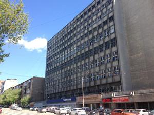 В здании института, работающего на «оборонку» и нефтяников, распродают этажи