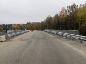 Железобетонный вместо деревянного. Новый мост в Ветлужском районе почти готов