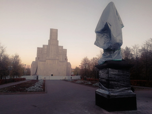 Приезд князя Романова в Челябинск и открытие памятника Александру II на Алом поле отменили