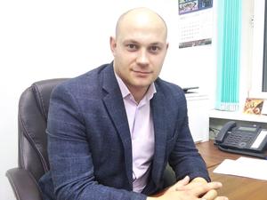В горадминистрации новое назначение. Антон Ермаков стал директором департамента спорта