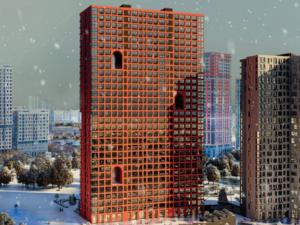 Соседский центр с коворкингом и яркая архитектура: каким будет новый квартал на юге Центра