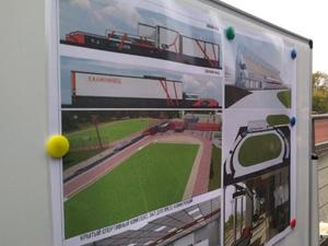 Сбербанк профинансировал обновление стадиона «Калининец»