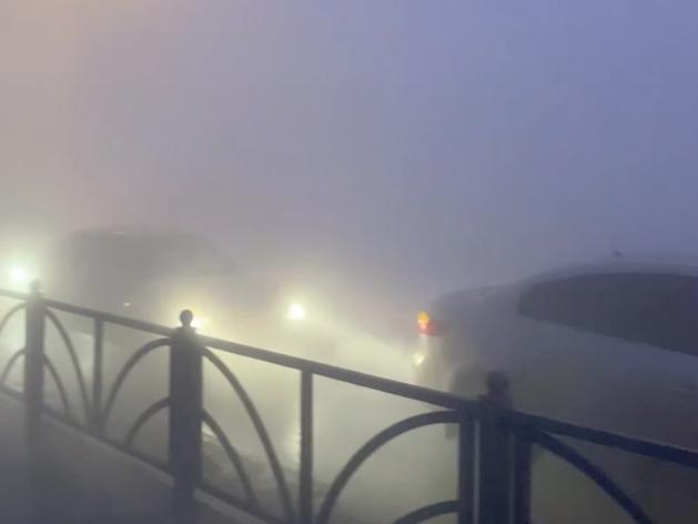 Из-за горящих торфяников екатеринбуржцы дышат отравленным воздухом. Дым дошел до Тюмени