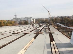 Ремонт Ленинградского моста в Челябинске идет с опережением на два месяца