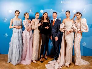 Ювелирный дом CHAMOVSKIKH представил свои драгоценности на Евразийском женском форуме