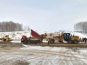 В Челябинской области нашли подрядчика, который будет в декабре строить «путинскую» дорогу