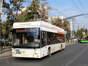 «Синара» получила контроль над троллейбусами Челябинска