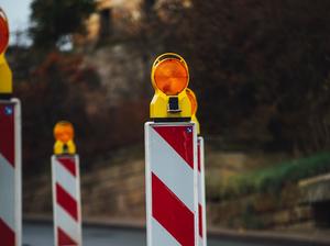Продлили срок перекрытия Ипподромской из-за строительства моста