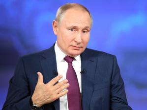 Владимир Путин считает, что капитализм себя исчерпал