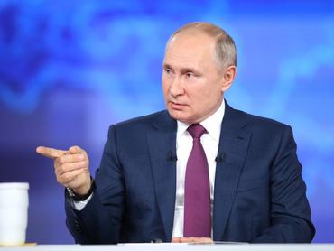 «Займемся этим». Путин высказался в поддержку пересмотра закона об «иноагентах»