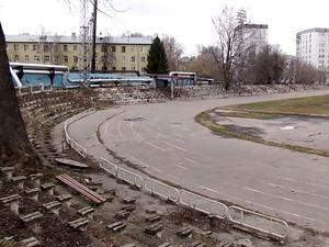 Футбол и хокеей. В гордуме прозвучали планы по реконструкции стадиона «Водник»