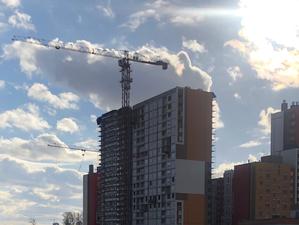 Идем на рекорд. За девять месяцев этого года в регионе введено более 1,1 млн кв.м. жилья