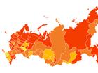 Нижегородская область перешла в красную зону