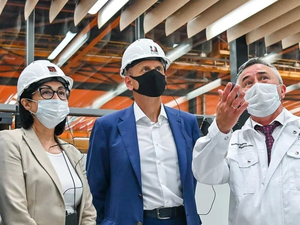 Дмитрий Пумпянский выкупил все акции Челябинского трубопрокатного завода