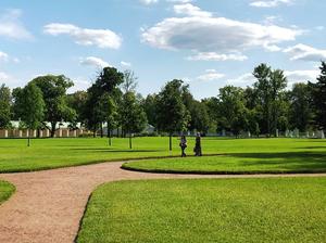 Стала известна дата сдачи нового парка рядом с ледовой ареной в Новосибирске