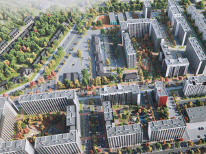 В Челябинске реализуется первый проект реновации