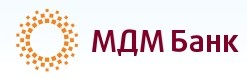 Логотип МДМ Банка