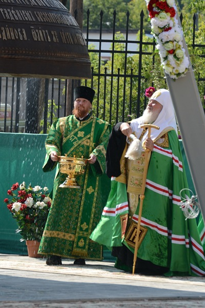 Патриарх Кирилл 4