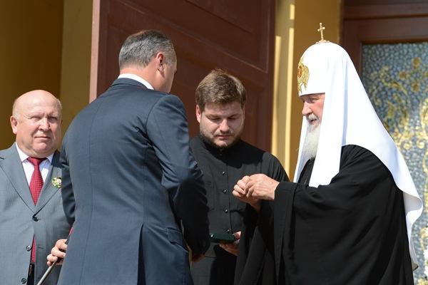 Патриарх Кирилл 8